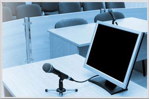 Digital Court Recording